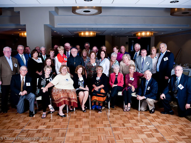 St. Mary's HS Class of 64 50th Reunion: Everyone.